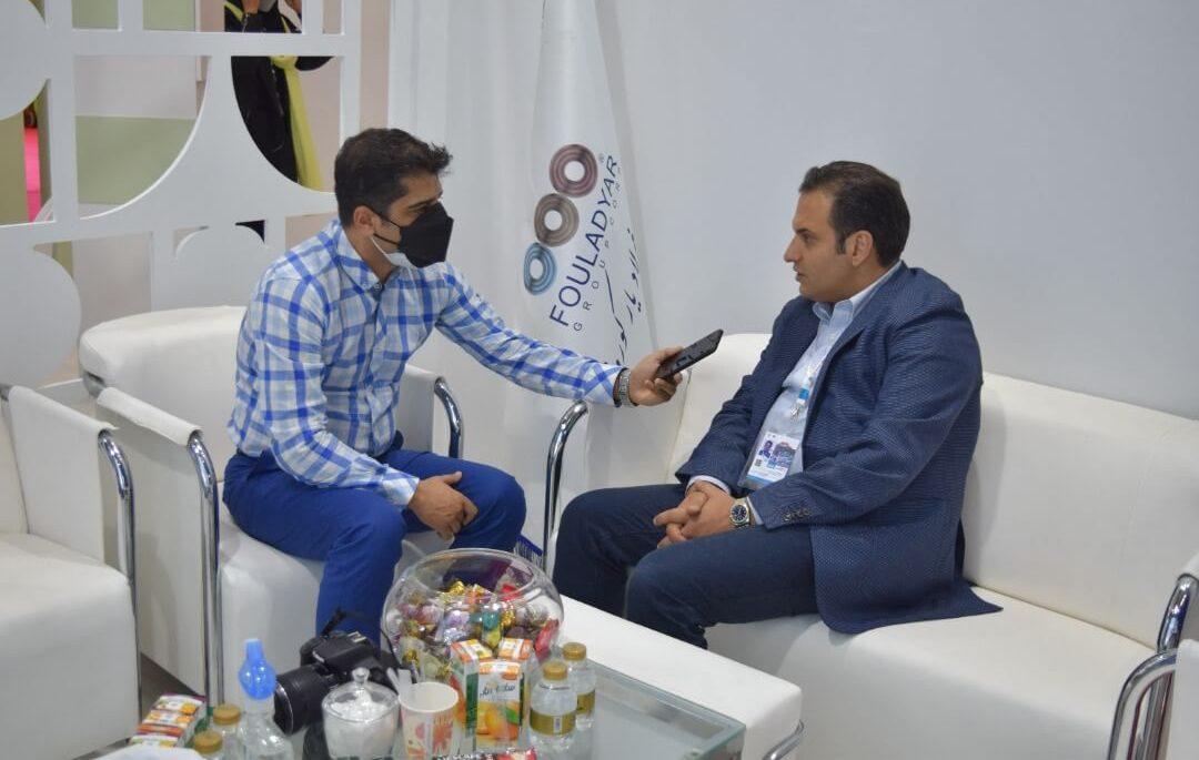 مصاحبه آرش مرعشی با چیلان آنلاین